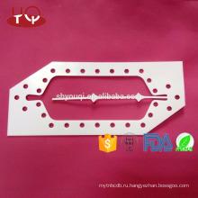 Подгонянный Белый тефлон резиновые уплотнения прокладка /PTFE вод сальник уплотнения /шайба для насоса, компрессора, центрифуги
