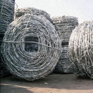 забор из колючей проволоки с защитой от подъема на продажу