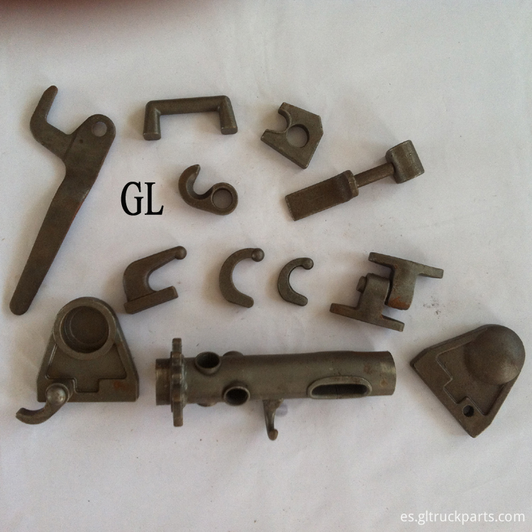 Semi Trailer Casting Hardware Lashing Drum & Hooks