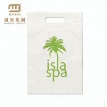 Fabricantes Custom Hdpe Ldpe Degradável 100% Raw Material Biodegradável Amido De Milho Saco De Plástico