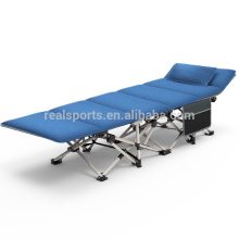 Ultralight Folding Bed With Storage Bag Leg Folding Bed