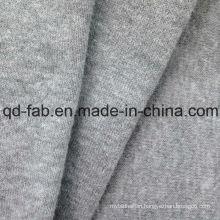 55%Hemp 45%Organic Cotton Lightweight Jersey Fabric -Gray-by The Yard