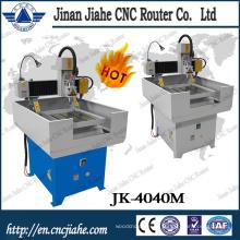 Mini taille Chine pas cher prix CNC fraisage Machine avec toute fonte Machine corps à vendre