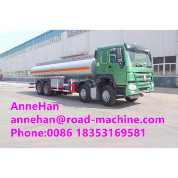 Sinotruk howo7 15-20 CBM Gas Tank Truck