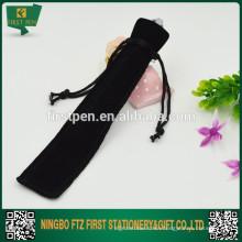 Black Velvet Pen Case/Pouch