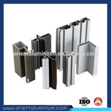 Perfil de alumínio de alta qualidade para partição