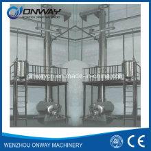 Jh Hihg Precio de Fábrica Eficiente Acetonitrilo de Acero Inoxidable Equipos de Destilación de Etanol Destilador de Recuperación de Alcohol