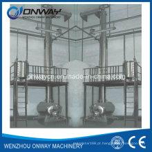 Jh Hihg Efficient Factory Price Solvente de aço inoxidável Acetonitrilo Etanol Destilaria Destilação de vácuo Álcool