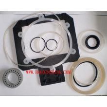 Selagem de gaxeta de borracha de silicone personalizada de Qingdao