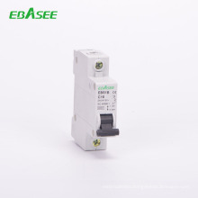 TUV IEC60898 approved 1-63A 230/400V 1P 2P 3P 4P programmable circuit breaker