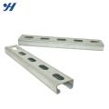 Building Materials Mild Steel Strut 201 stainless steel c channel