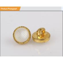 ABS überzogener Perlenknopf für Hemd BA60381