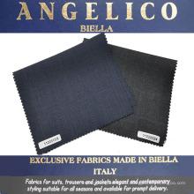 Italienischer Kaschmir 100 Wollstoff für Business-Anzug für den Großhandel