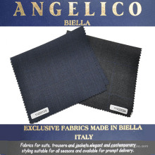 Tela italiana de la cachemira 100 para el traje de negocios para la venta al por mayor