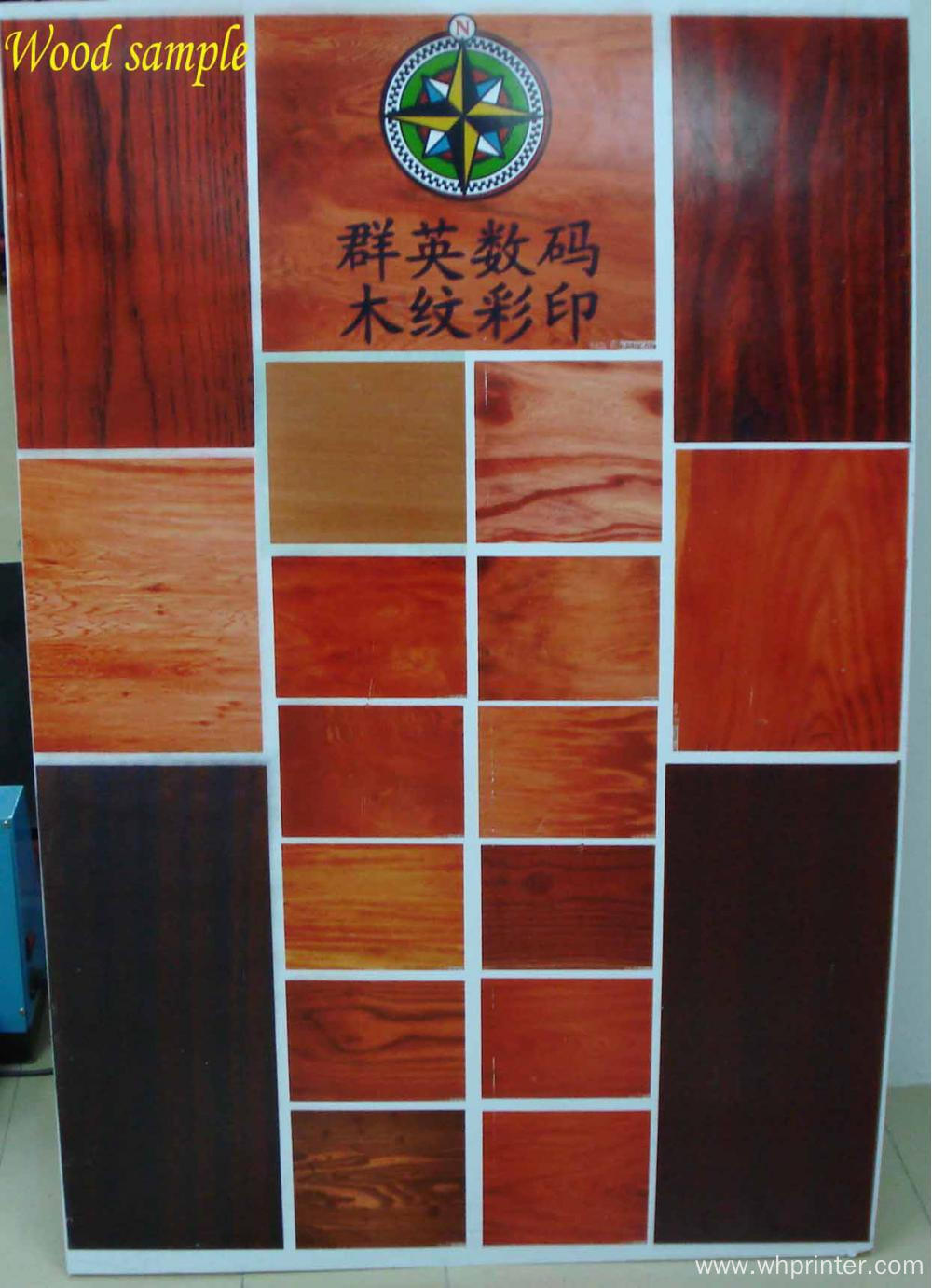 Digital Wood Souvenir and Crafts Printer