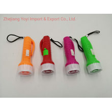 a-2728 Cheap Cost-Effective Button Cell Battery Plastic LED Mini Torch Light