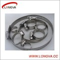 High Quality America Type Stainless Steel Hose Clamp