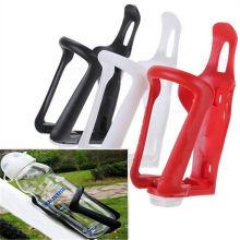 Plastic Elastic Water Bottle Holder Rack para Bike Bicycle Cycling Motorcycle