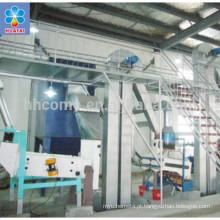 Máquina de fabricação de óleo da soja da venda direta da fábrica 100TPD