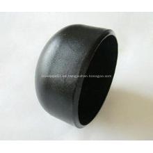 Tapa de accesorios de tubería de acero