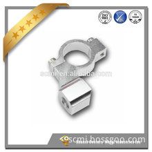 Professional OEM precision aluminum machining part aluminum cable clamp