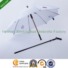 Unbreakable Dual Purpose Walking Stick Umbrella for Singapore Market (SU-0023AAFH)