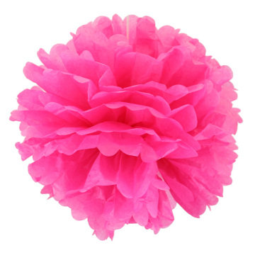 Tissue Paper Poms for Party