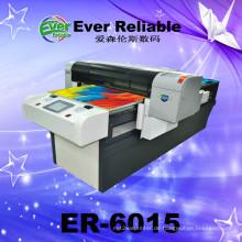 Digital-Flachbett-Glasdruckmaschine / Leder-Drucker für Verkauf