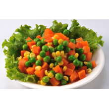 Customized for Organic Frozen Vegetables Frozen Mixed Vegetables Processing export to Dominican Republic Factory