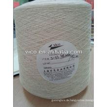 Leinengarn oder Baumwoll / Leinen gemischtes Garn