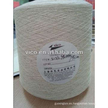Hilo de lino o de algodón / hilo de lino mezclado