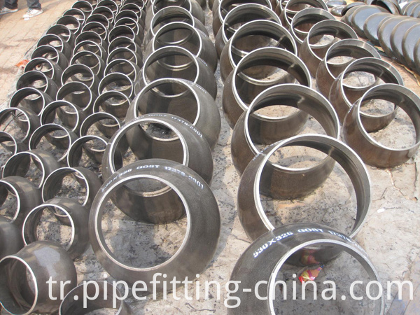 concentric pipe reducer