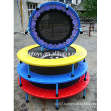 JQ6076 Hot sale children mini small outdoor jumping trampiline