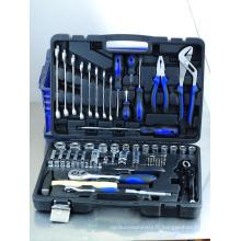 """72PCS 1/2 """"Dr. & 1/4"""" Dr. Trousse à outils"""