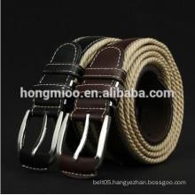 Canvas belt Cowboy leisure belt tactical belt military belts equestrianism golf outdoor sports belt