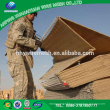 High quality Wire mesh military applications china hesco barrier