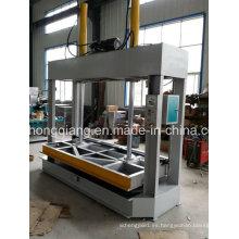 (HQ1325-50T) máquina hidráulica de la prensa del frío del CNC / máquina de la carpintería