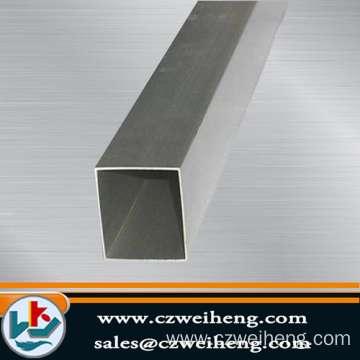 High Quality for Galvanized Square Tube thin wall square steel tube export to Sao Tome and Principe Exporter
