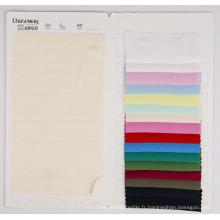 Rayon Tencel Linen Blend Fabric avec 15% de lin