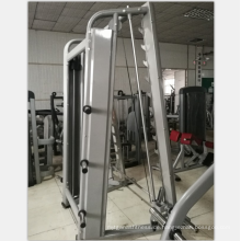 Life Fitness Smith Maschine / Hammer Stärke Power Rack zu verkaufen (XF24)