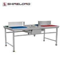 Produtos de melhor venda SS201 / 304 Heavy Duty Industrial Work Bench