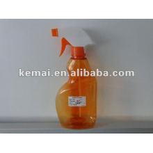 PET trigger spray bottle