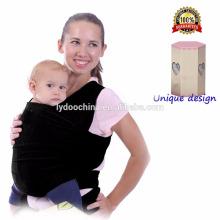 Meilleure vente fronde bébé à Amazon haute qualité bébé wrap / bébé fronde