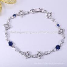 Modèles d'anneaux et bracelets en or dernier bracelet en cuivre