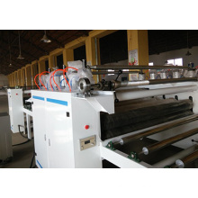 Double Side Aluminum Metal Sheet Laminating PVC Film Line