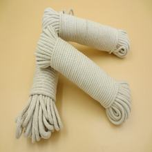 New Hot Sell Eco Friendly Recycled Braided Cotton Rope