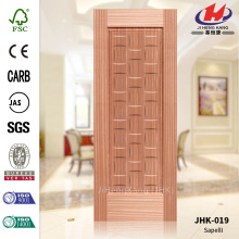 Natural Sapele HDF UAE Door Skin