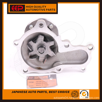 Car Parts Water Pump for Toyota Mark 2 1GGE 16100-79025