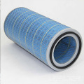 Replacement Donaldson air filter cartridge for gas turbine