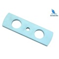 china manufacturer supply OEM and ODM metal fabrication anodized aluminium cnc parts